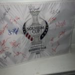 Every player and Captain for the US team signature!